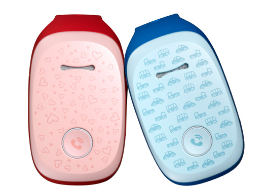 LG presenta KizON pulsera para niños con localizador