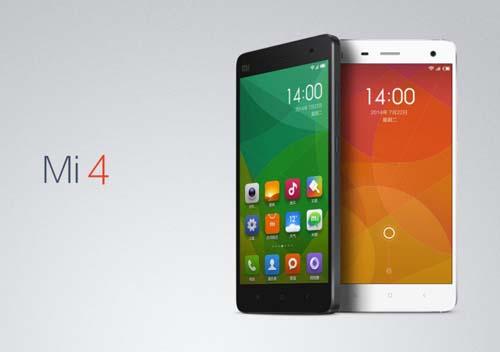 Mi4 de Xiaomi