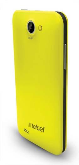 Noba II color amarillo