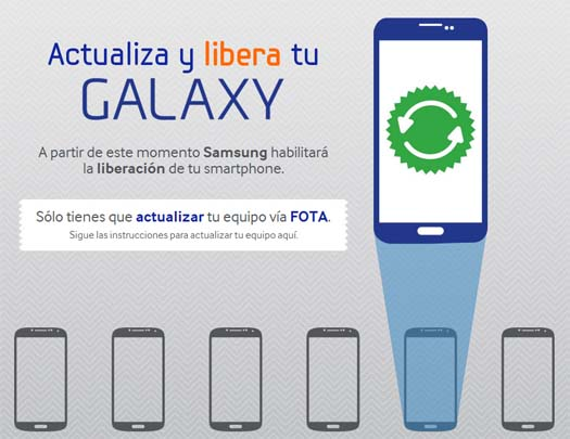 Libera Samsung Galaxy
