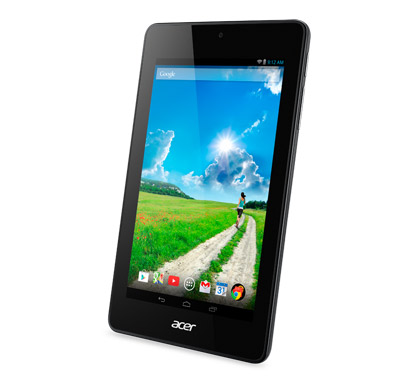 Acer Iconia One 7 pantalla de 7""