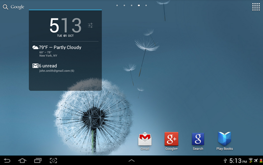 better-dashclock-widget
