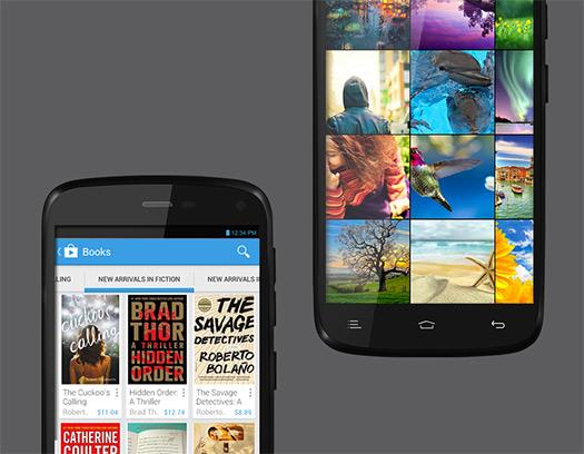 Blu Life Play X oficial pantalla