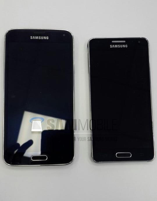 Samsung presentaría Galaxy Alpha el 4 de agosto