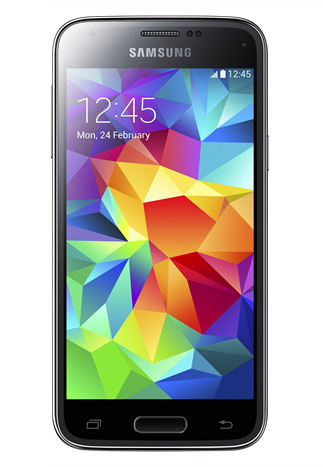 SamsungSansung Galaxy S5 mini pantalla HD