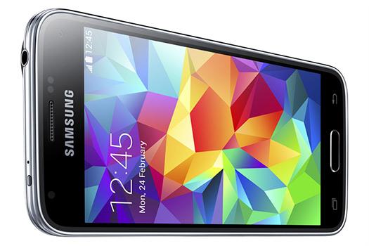 SamsungSansung  Galaxy S5 mini pantalla HD horizontal