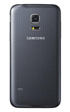SamsungSansung  Galaxy S5 mini cámara trasera de 8 MP con Sensor de Huellas y de Ritmo Cardiaco