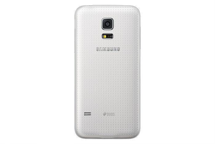 Samsung Galaxy S5 mini color blanco versión Duos Doble SIM