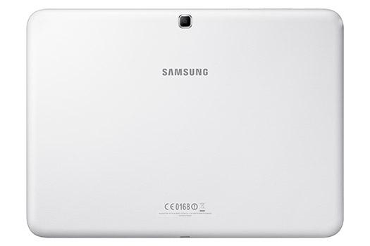 Samsung Galaxy Tab 4 10.1 en México cámara trasera
