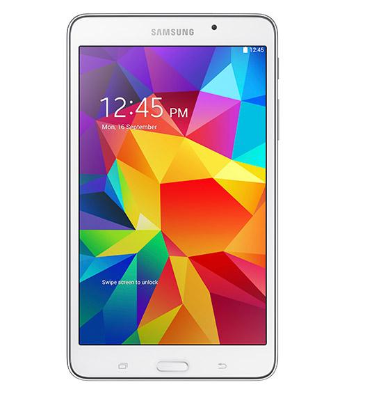 Samsung Galaxy Tab 4 7.0 en México pantalla