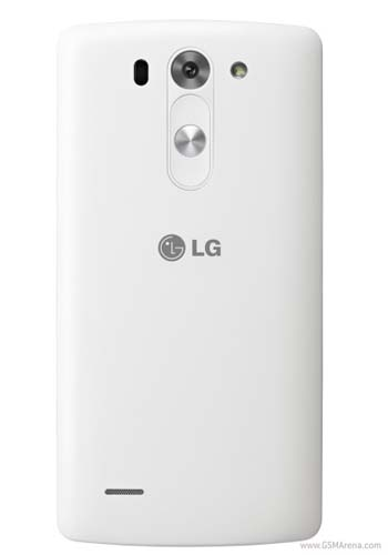 LG G3 Beat parte trasera