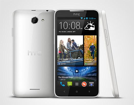 El HTC Desire 516 Dual SIM