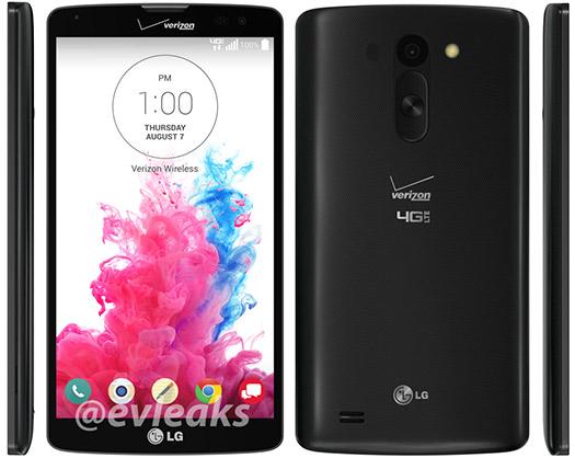LG G Pro 2 Lite / G Vista oficial completo