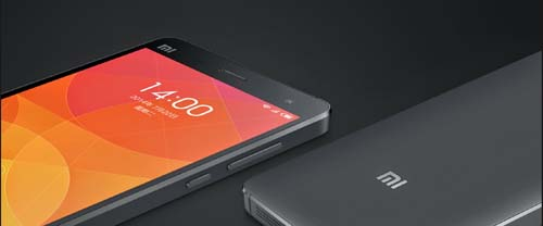 Xiaomi Mi4 detalle