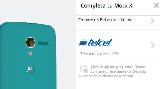 Motomaker en México para el Moto X