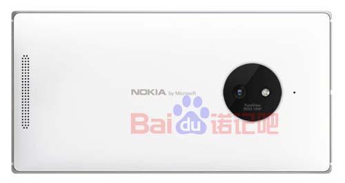 Nokia Lumia 830 Tesla PureView