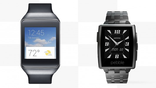 Comparativa de la semana: Gear Live vs Pebble Steel