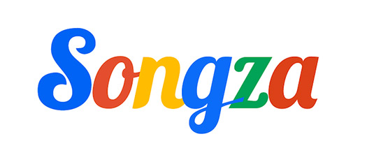 Songza logo colore Google