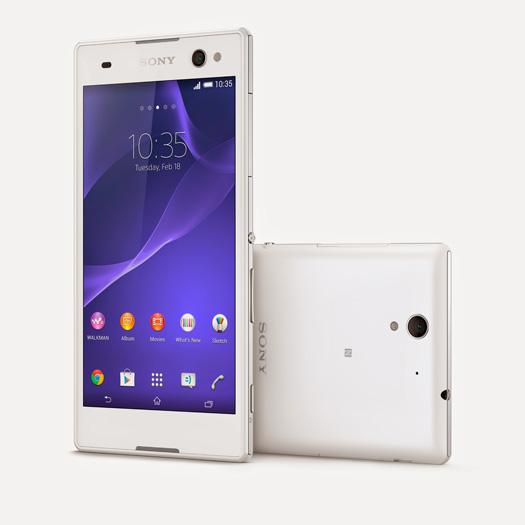 Sony Xperia C3 Selfie phone