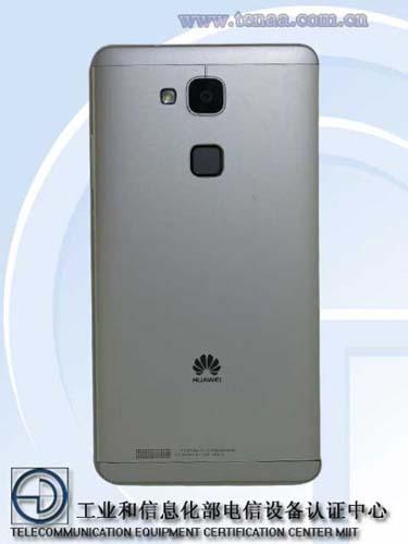 Huawei Ascend Mate 7 trasera