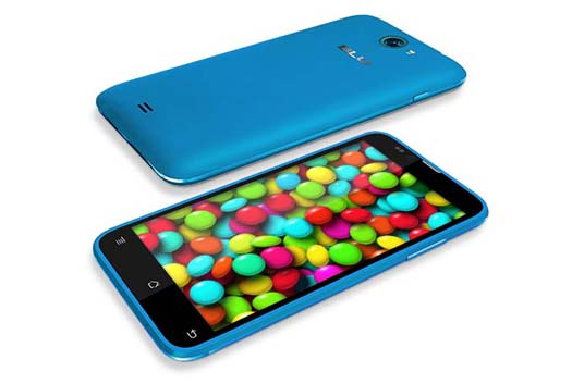 Blu Dash 5.5 Azul