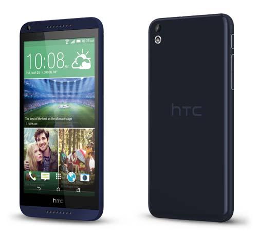 HTC Desire negro