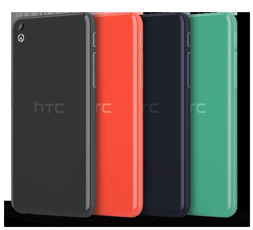 HTC Desire colores