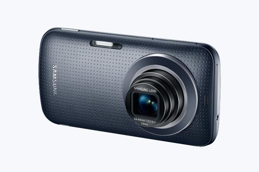Galaxy K Zoom cámara