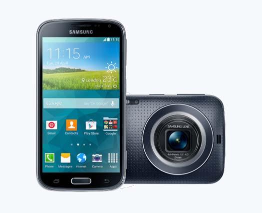 Samsung Galaxy K Zoom llega a México con Telcel