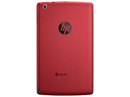 HP slate 7 Special Edition vista trasera