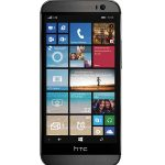 El HTC M8 con Windows Phone 8.1 se muestra con su Duo Camera
