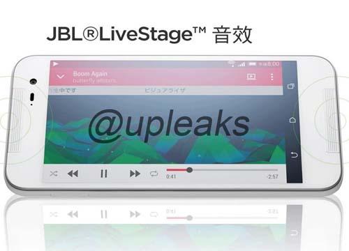 HTC Butterfly 2 son sistema JBL