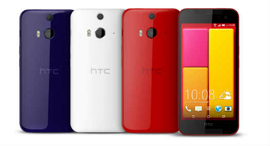 HTC Butterfly 2 Oficial colores