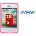 LG L20 ya en México con Telcel