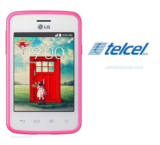 LG L20 con Telcel