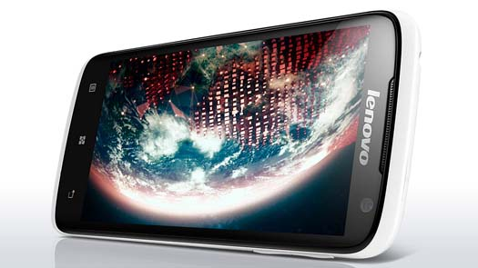 Lenovo S820 pantalla