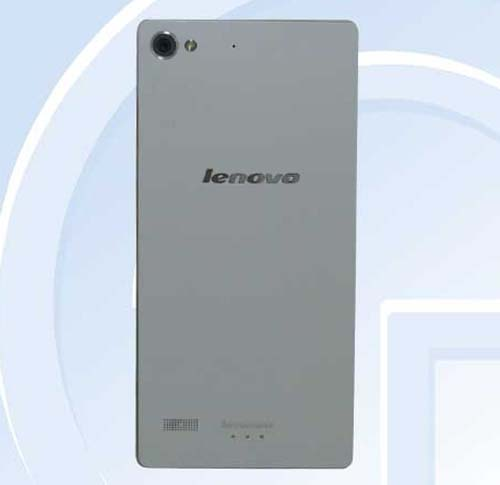 Lenovo X2 parte trasera