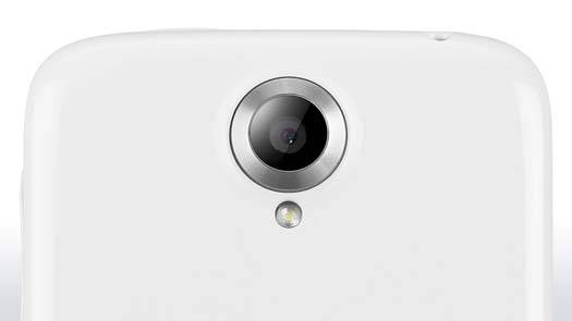 Lenovo S820 cámara