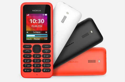 Nokia 130 colores