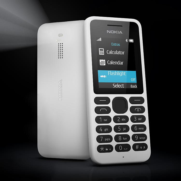 Nokia 130 luz