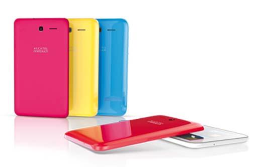 Alcatel Pixi 8 colores