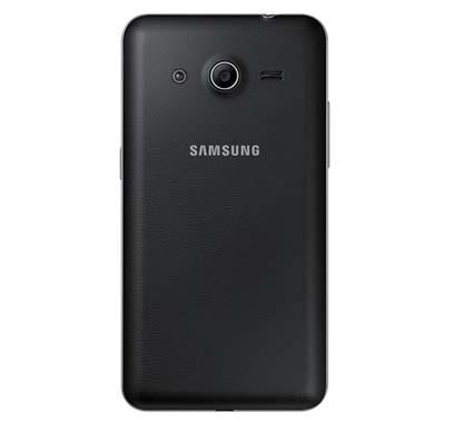 Samsung Galaxy Core 2 trasera
