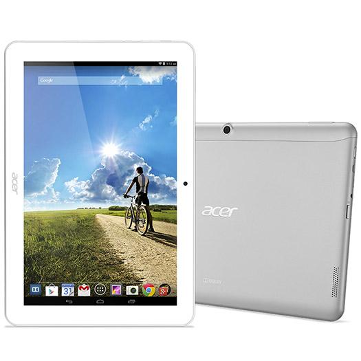 Acer Iconia Tab A3-A20 pantalla y cámara trasera
