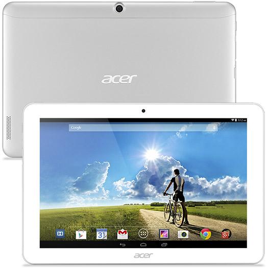 Acer Iconia Tab A3-A20 pantalla y cámara trasera frente