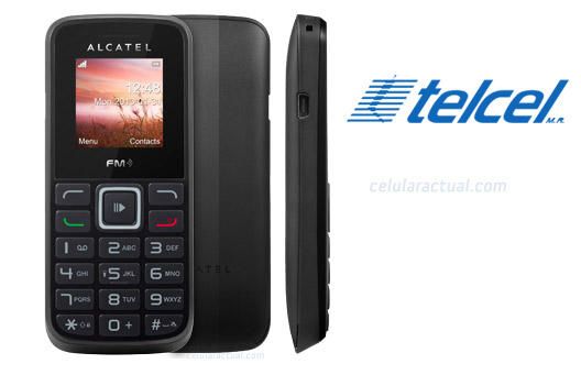 Alcatel OT 1011 Telcel