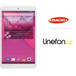 Alcatel One Touch Pop 8 tablet 3G ya en México con Iusacell y Unefon