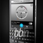 BlackBerry Porsche Design P'9983 en más especificaciones e imágenes