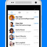 Facebook Messenger llega a 500 millones de descargas en Android