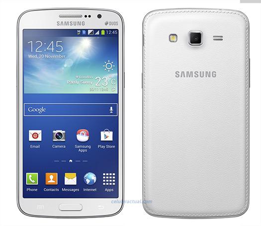 Samsung Galaxy Grand 2 Dual en México Libre