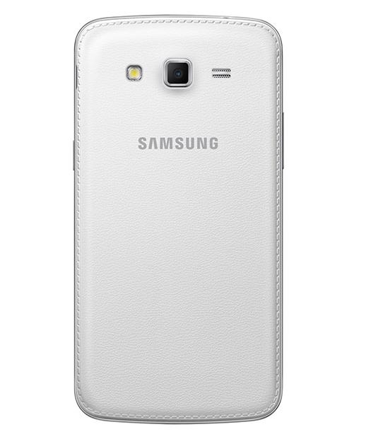 Samsung Galaxy Grand 2 Dual en México Libre parte trasera